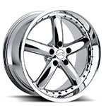Hornet Chrome Jaguar Wheels