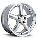 Hornet Silver Jaguar Wheels